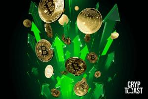 Le Bitcoin remonte à 10 500 $ et atteint 70% de dominance du marché