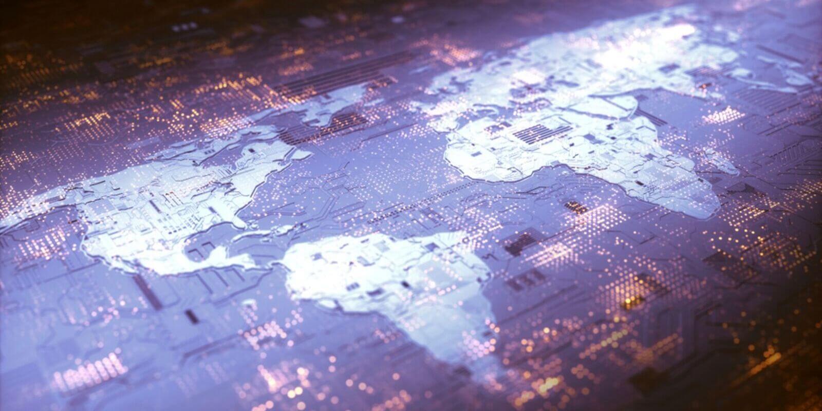 Bitmain annonce le lancement de la World Digital Mining Map