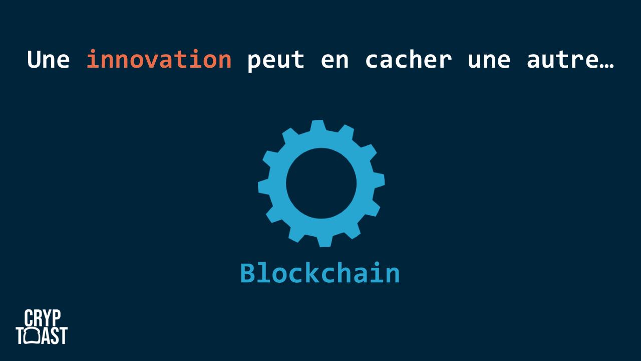 blockchain ou chaîne de blocs en français