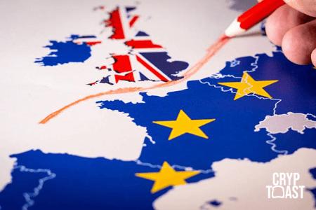 Un Brexit no-deal forcerait Coinbase à transférer tous les comptes européens