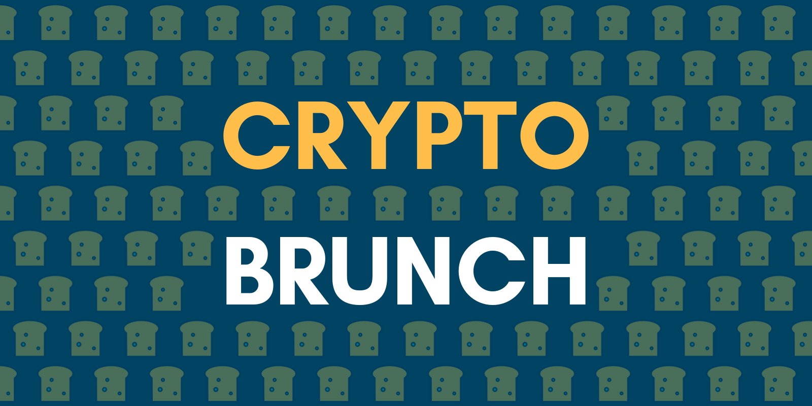 Crypto Brunch - 06 Octobre 2019