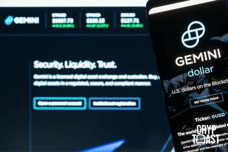 L'exchange Gemini lance un service de garde pour 18 cryptomonnaies