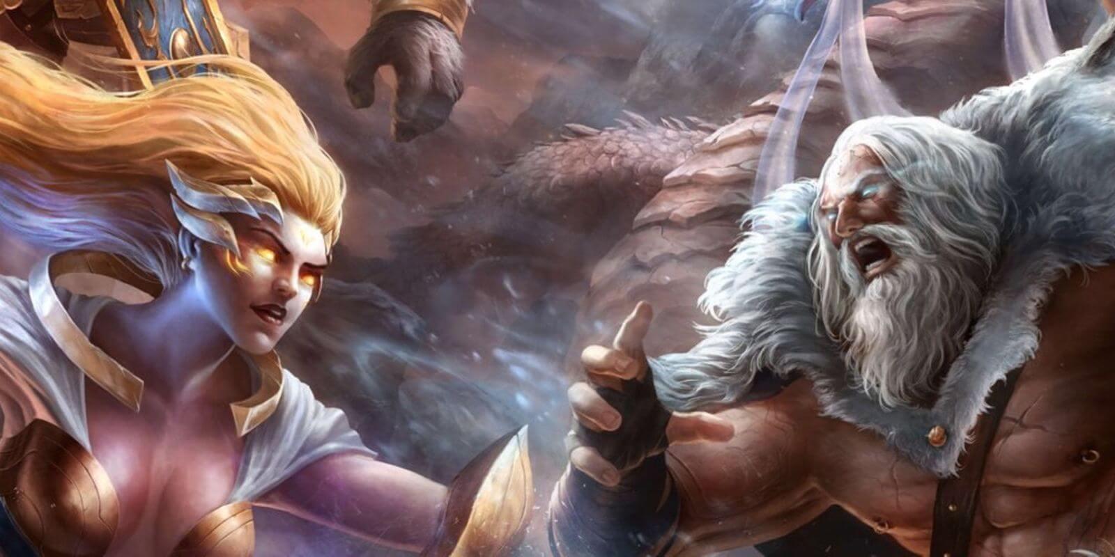 Le jeu vidéo crypto Gods Unchained lève 15 millions de dollars
