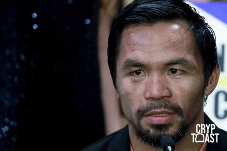 Célébrités et cryptos: Manny Pacquiao lance son propre token