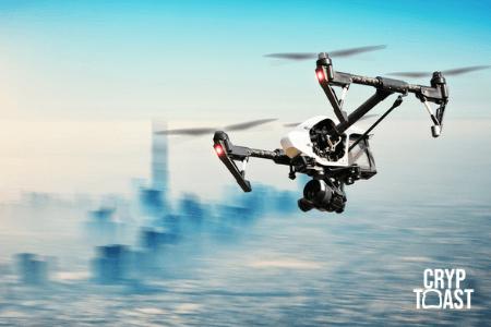 Red Cat crée une boîte noire basée sur la blockchain pour les drones