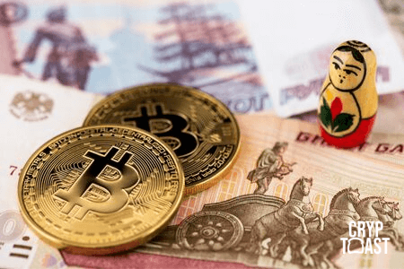 Russie cryptos