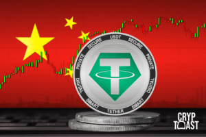 Grâce à la Chine, le volume d'échanges du Tether (USDT) bat des records