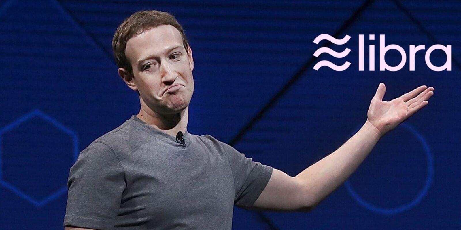 Zuckerberg semble vouloir repousser la date de lancement du projet Libra