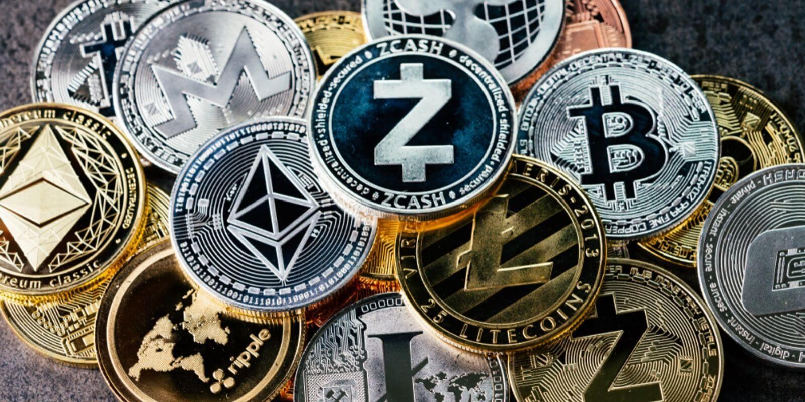 Altcoins - Cryptomonnaies