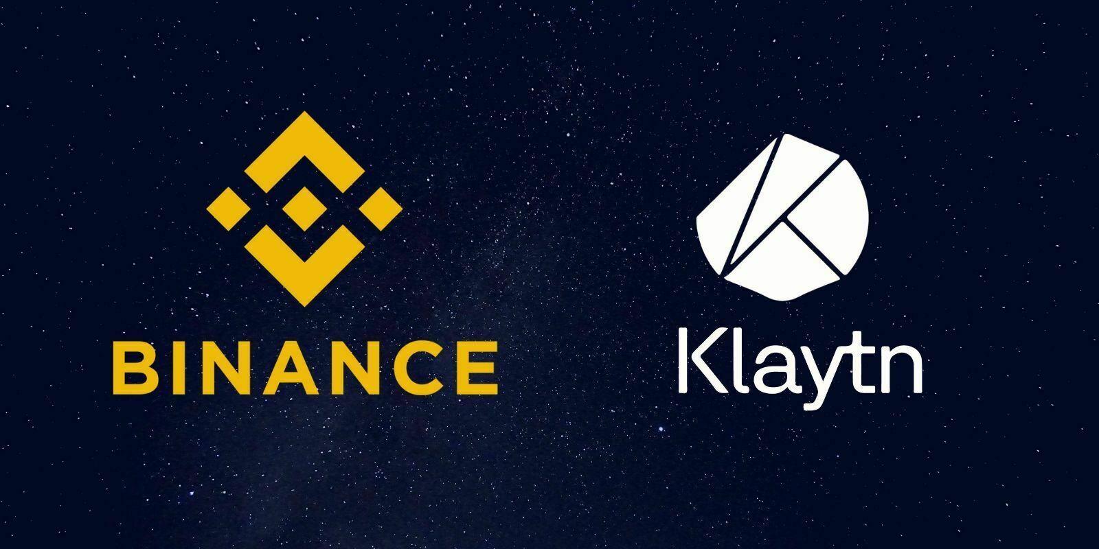 Binance rejoint le conseil de gouvernance du projet Klaytn