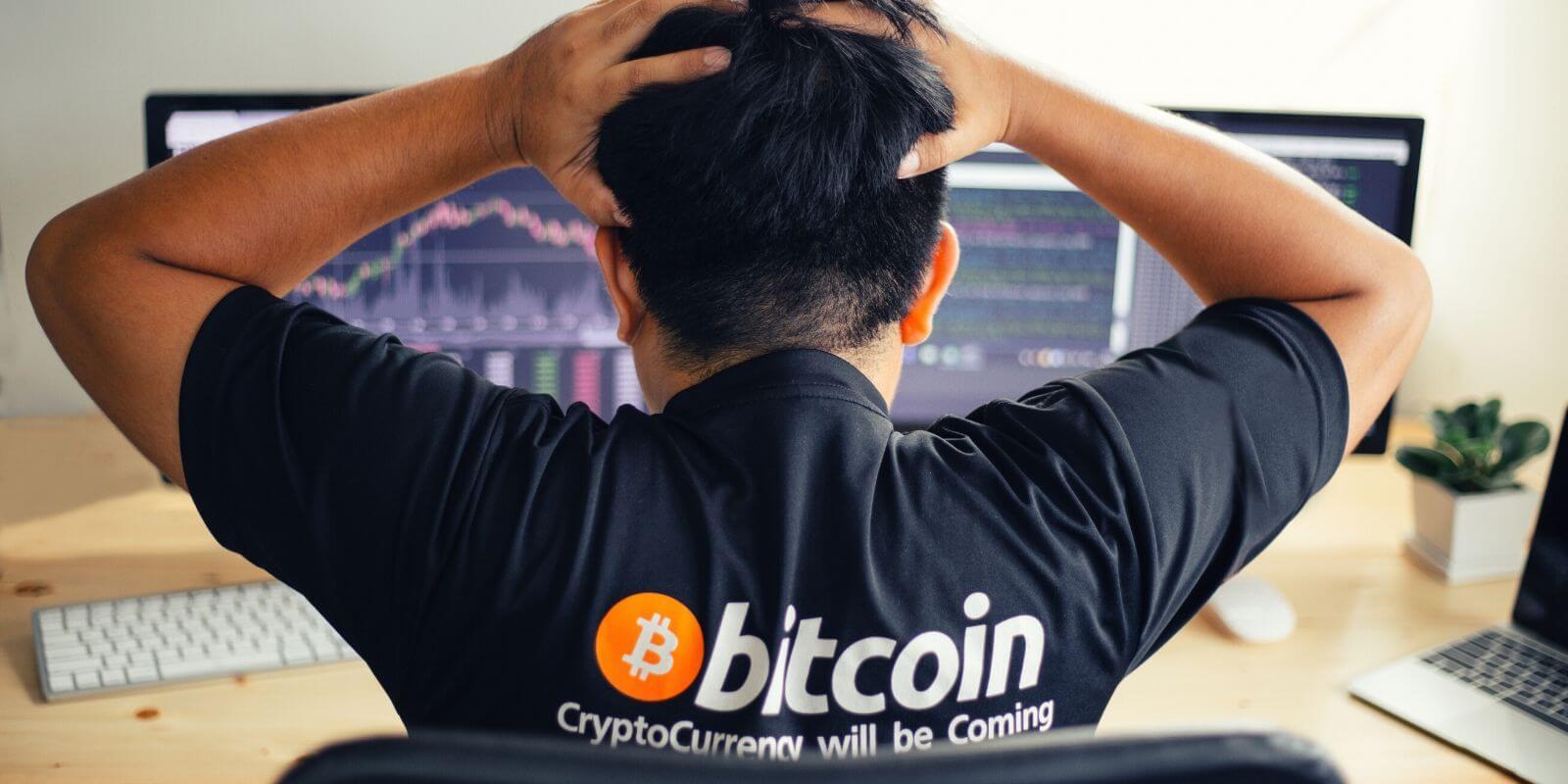 Chute du Bitcoin le 23 octobre 2019 - Flash crash en 4 minutes
