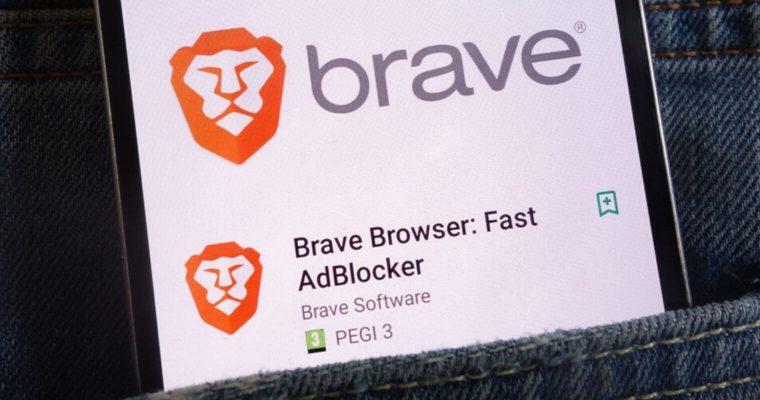 Le navigateur Brave franchit les 8 millions d'utilisateurs actifs