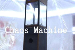 Chaos Machine, brûlez des billets pour de la musique