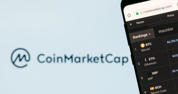 CoinMarketCap lance le suivi des taux d'intérêts des cryptos