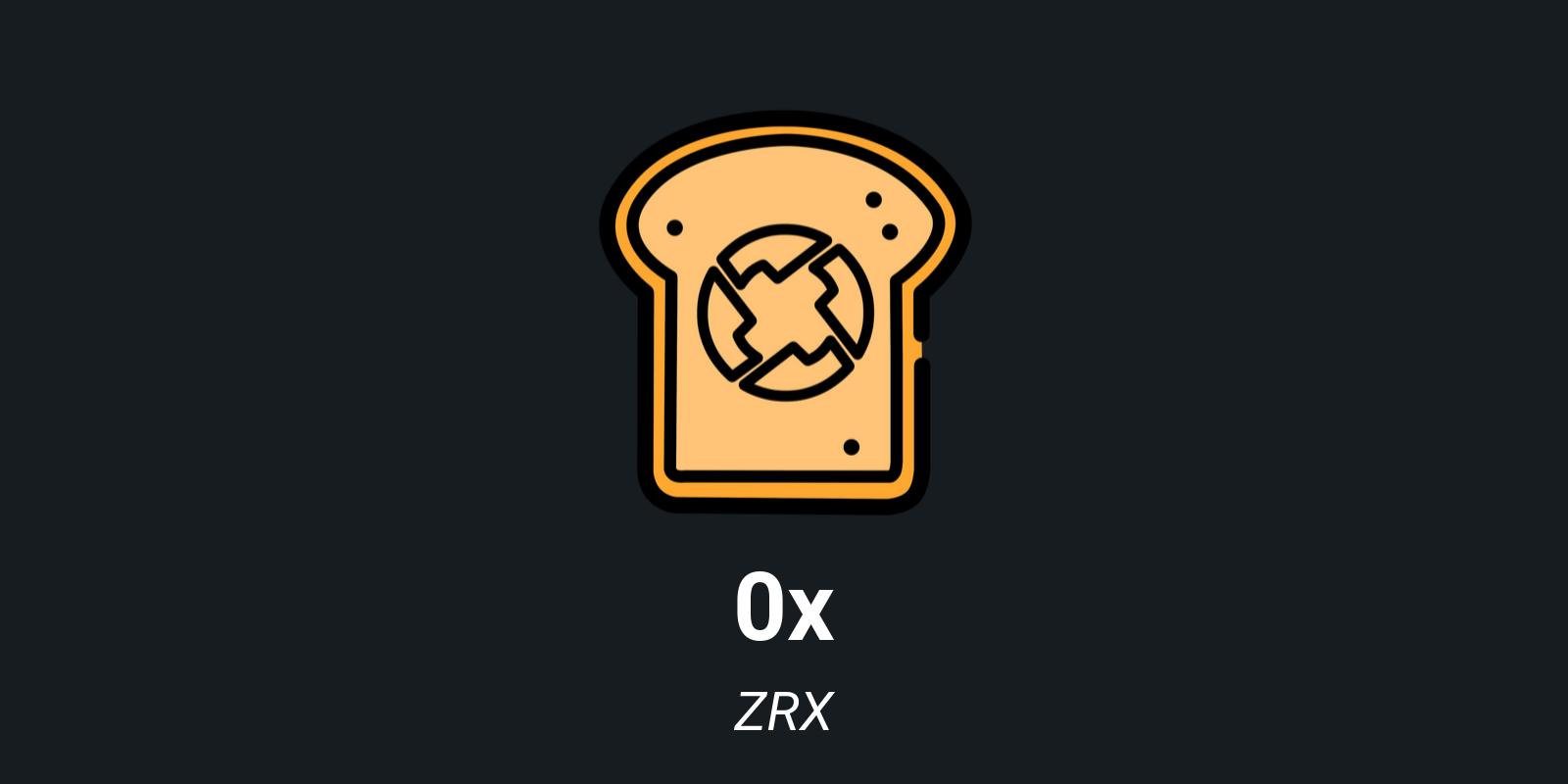 Crypto 0x (ZRX)