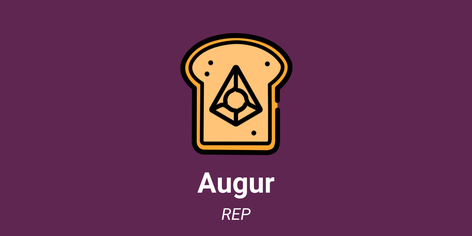 Crypto Augur (REP)