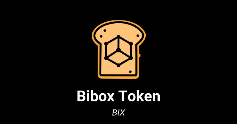 Qu'est-ce que le Bibox Token (BIX) et comment en acheter ?