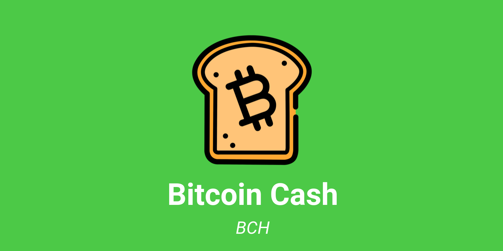 Crypto Bitcoin Cash (BCH)
