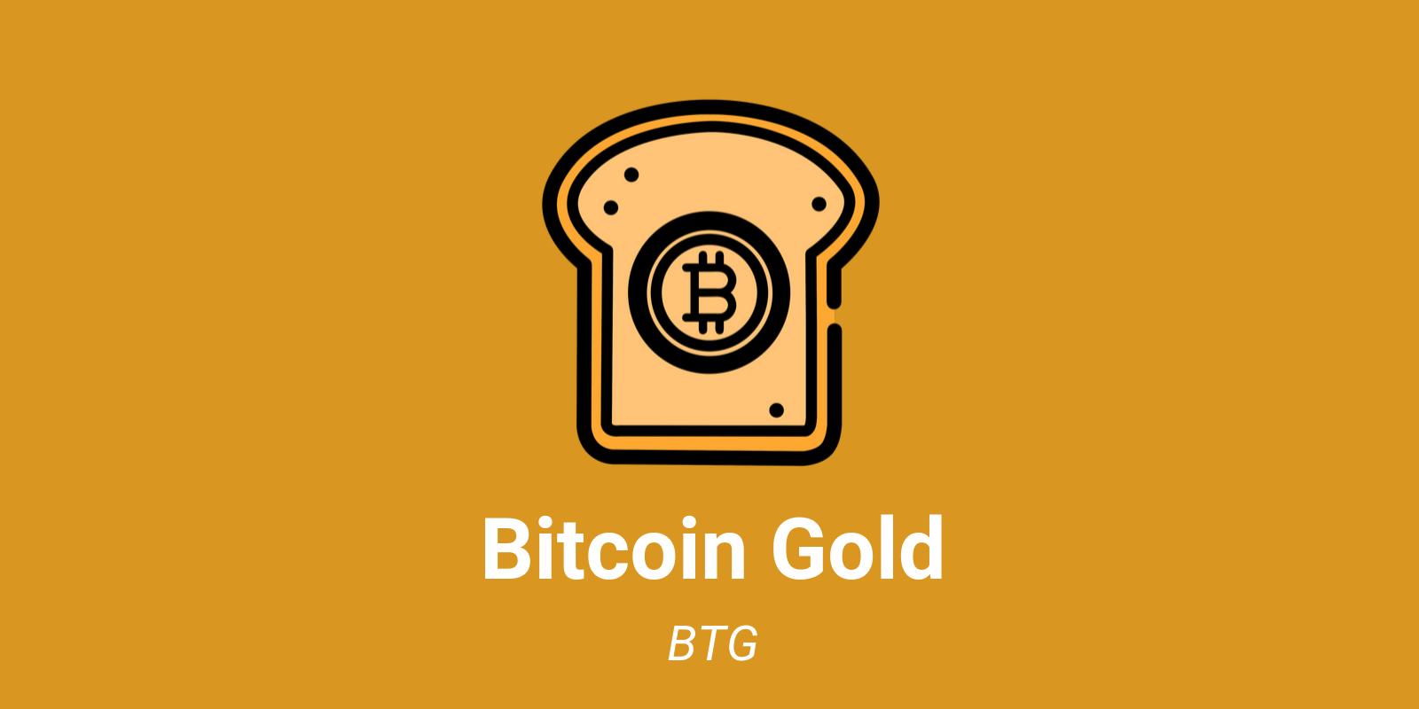 Crypto Bitcoin Gold (BTG)