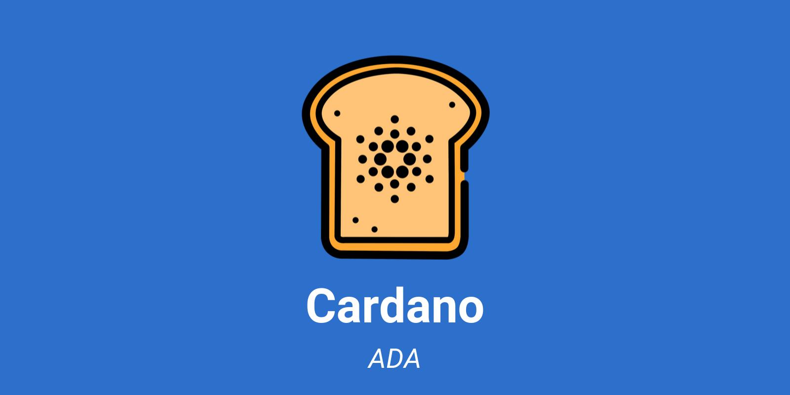 Crypto Cardano (ADA)