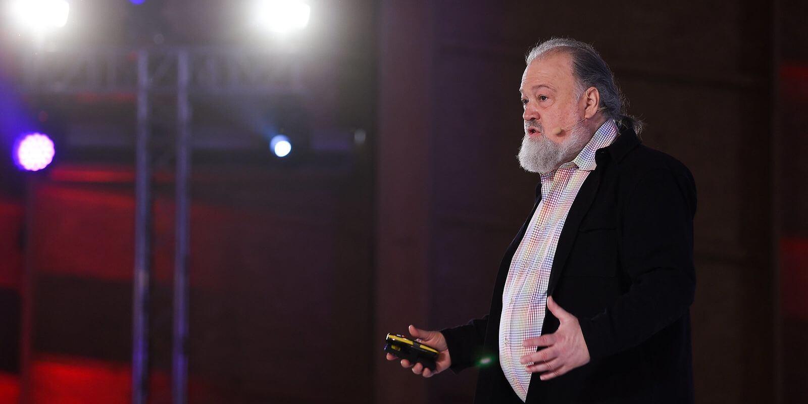 """David Chaum, le """"parrain des cryptos"""", lance une nouvelle crypto-monnaie"""