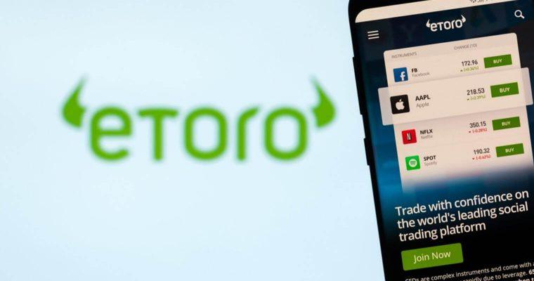 eToro propose un portfolio crypto basé sur l'analyse de tweets