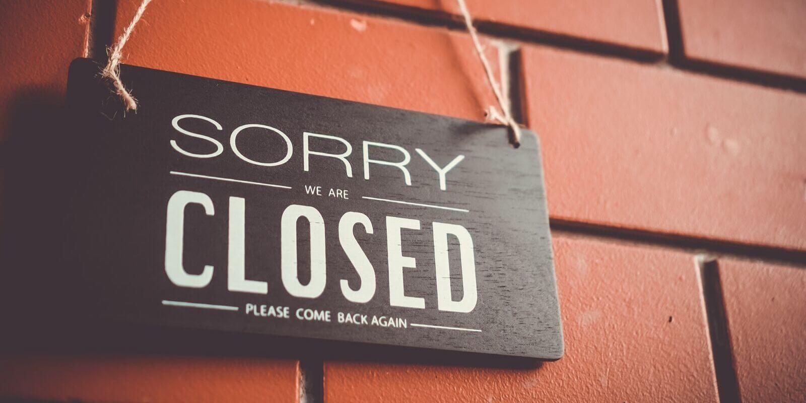 La plateforme CoinExchange.io ferme ses portes en raison de difficultés financières