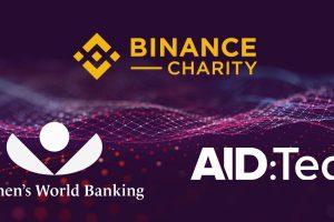 Binance Charity collabore avec Women's world banking pour étendre la micro-assurance