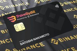 Binance lance une crypto-card pour le voyage avec TravelbyBit