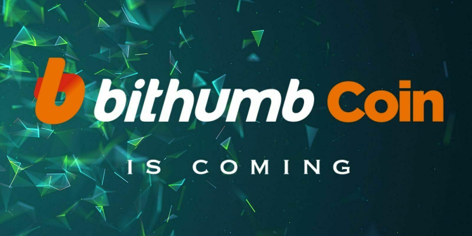 Bithumb lance son token natif pour son écosystème