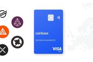 Coinbase Card supporte 5 nouveaux actifs et 10 pays supplémentaires