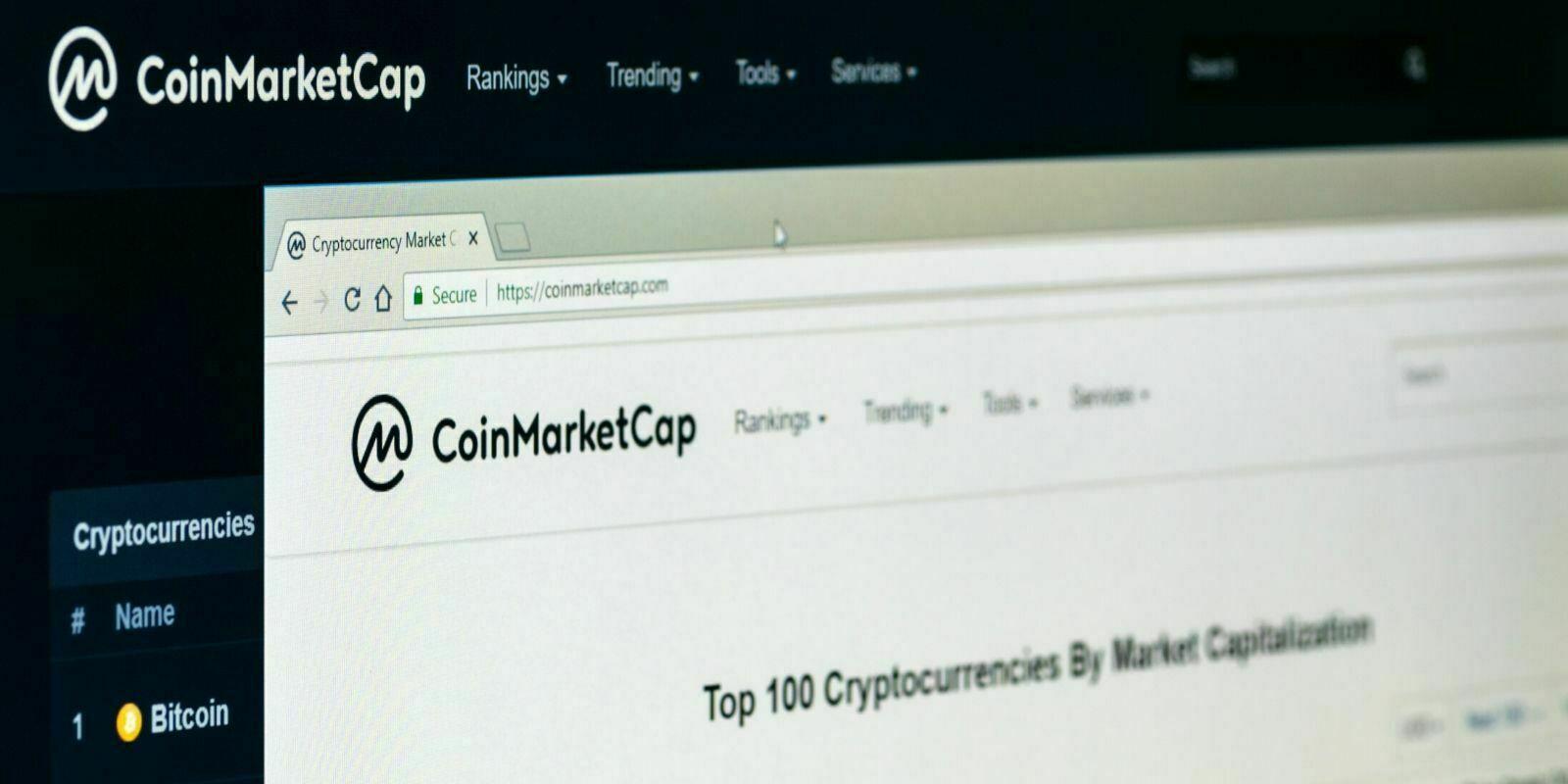 CoinMarketCap lance un indicateur de liquidité pour filtrer les manipulations de marché