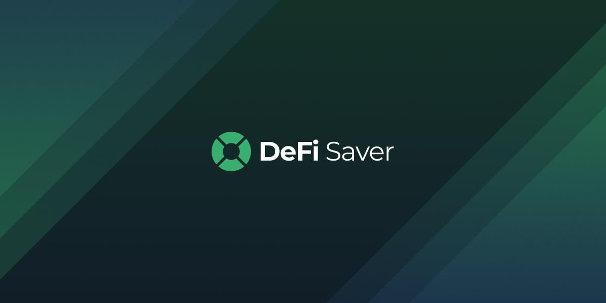 DeFi Saver, l'interface pour gérer plusieurs protocoles DeFi