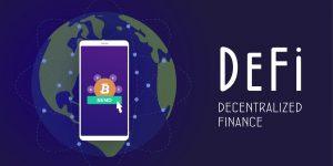 finance décentralisée ou defi pour decentralized finance