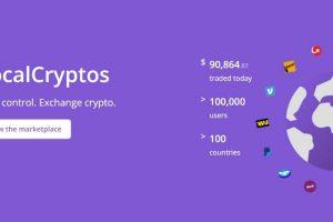 LocalEthereum intègre le BTC et devient LocalCryptos