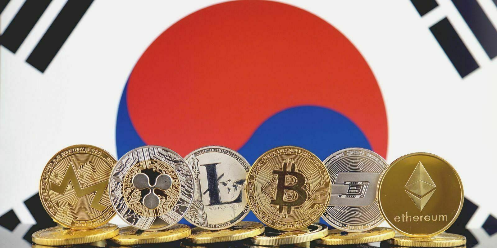 Un projet de loi sur les cryptomonnaies en Corée du Sud en passe d'être adopté ?