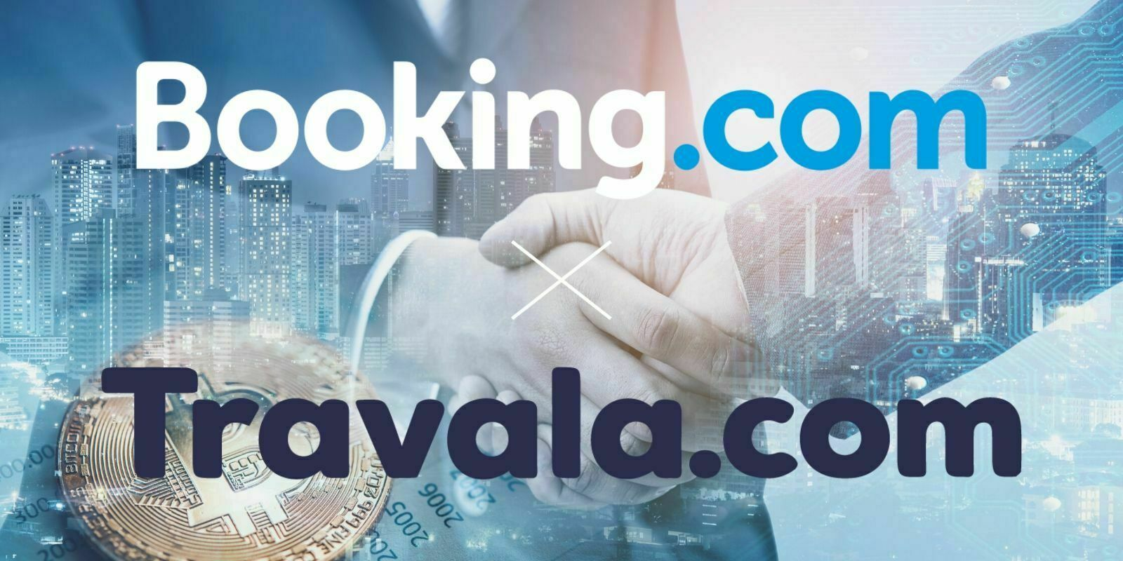 Travala noue un partenariat avec le géant Booking.com pour populariser les cryptomonnaies