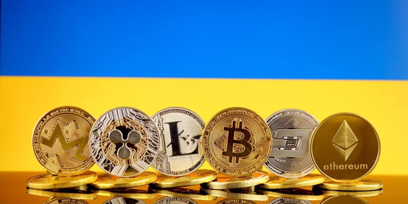 Ukraine: le ministre de la transformation numérique annonce un partenariat avec Binance