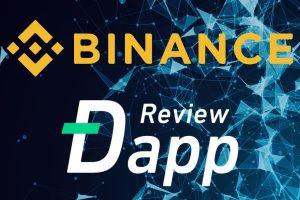 Binance fait l'acquisition de DappReview, une plateforme axée sur les applications décentralisées