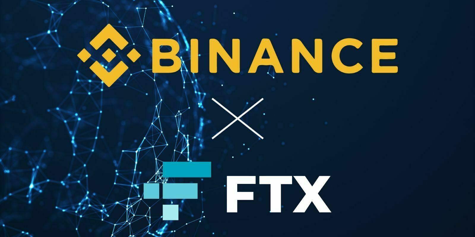 Binance investit dans FTX, un exchange de produits dérivés sur cryptomonnaies