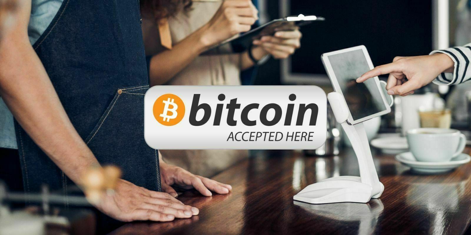 Accepter la cryptomonnaie en tant que commerçant