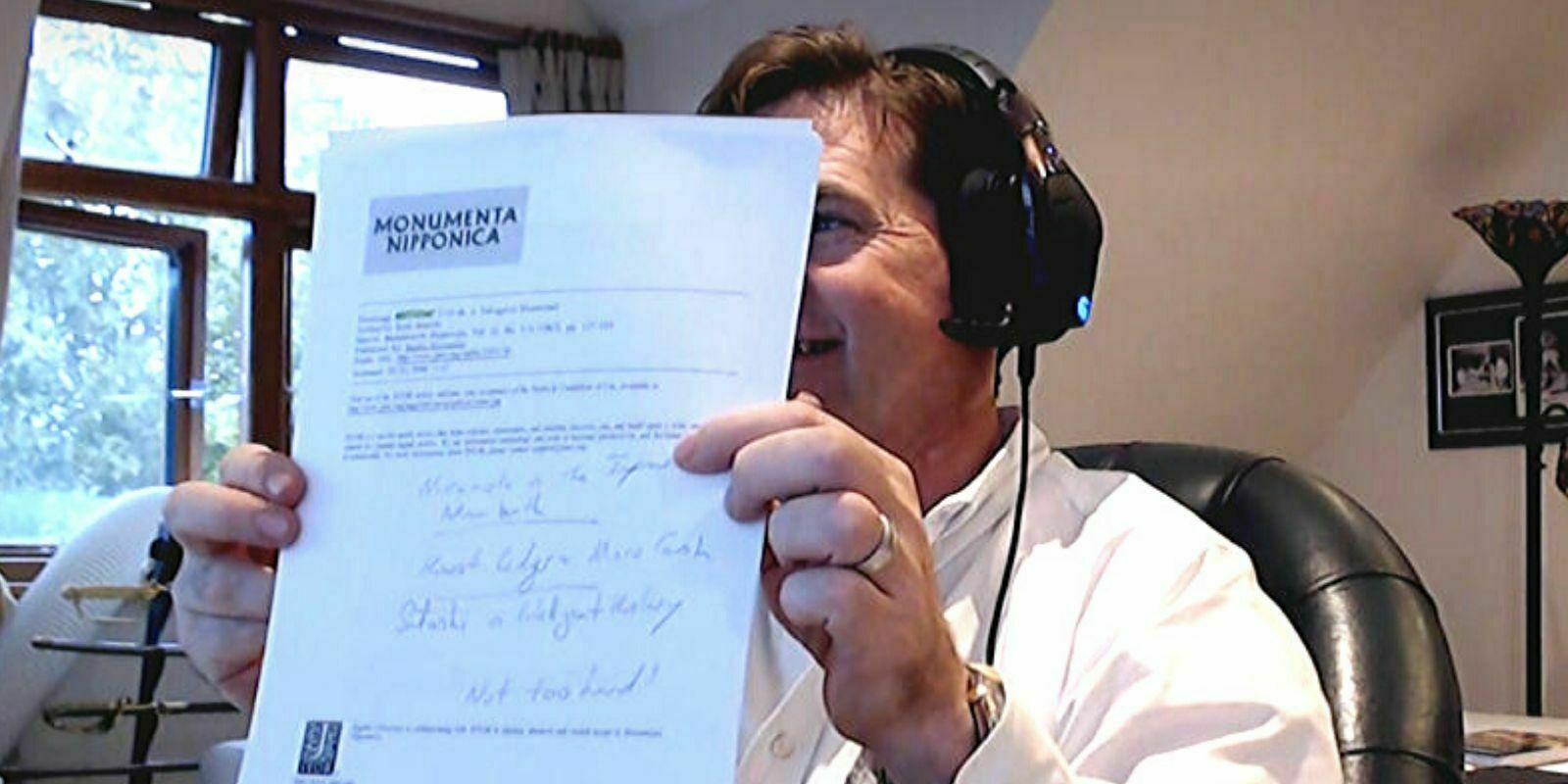 Craig Wright révèle ce qu'il prétend être un document expliquant l'origine du nom de Satoshi Nakamoto