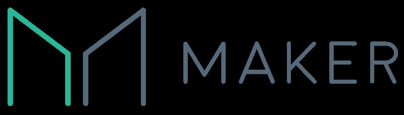 Maker DAO logo defi