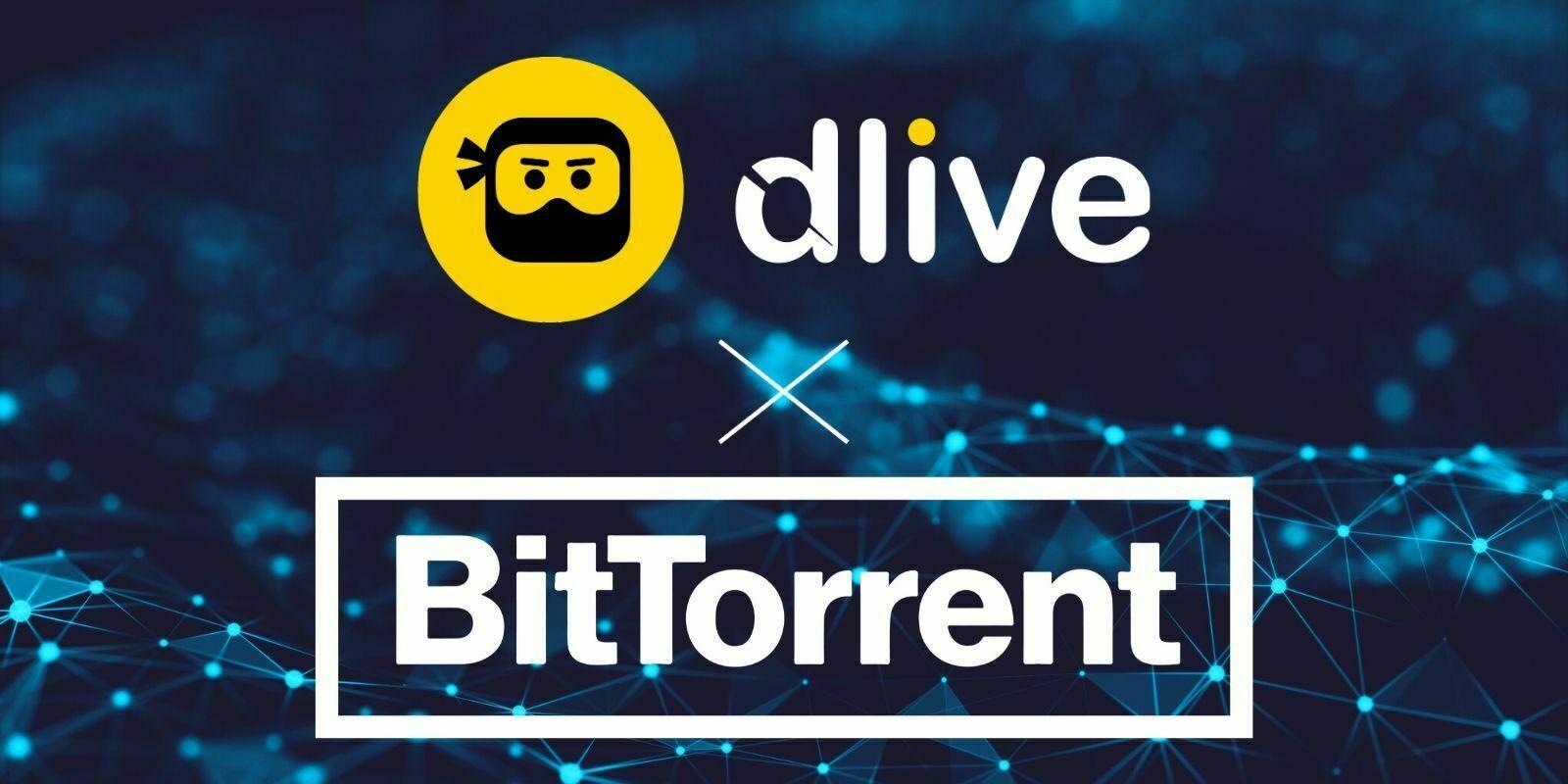 DLive rejoint l'écosystème de BitTorrent et migrera prochainement vers la blockchain TRON