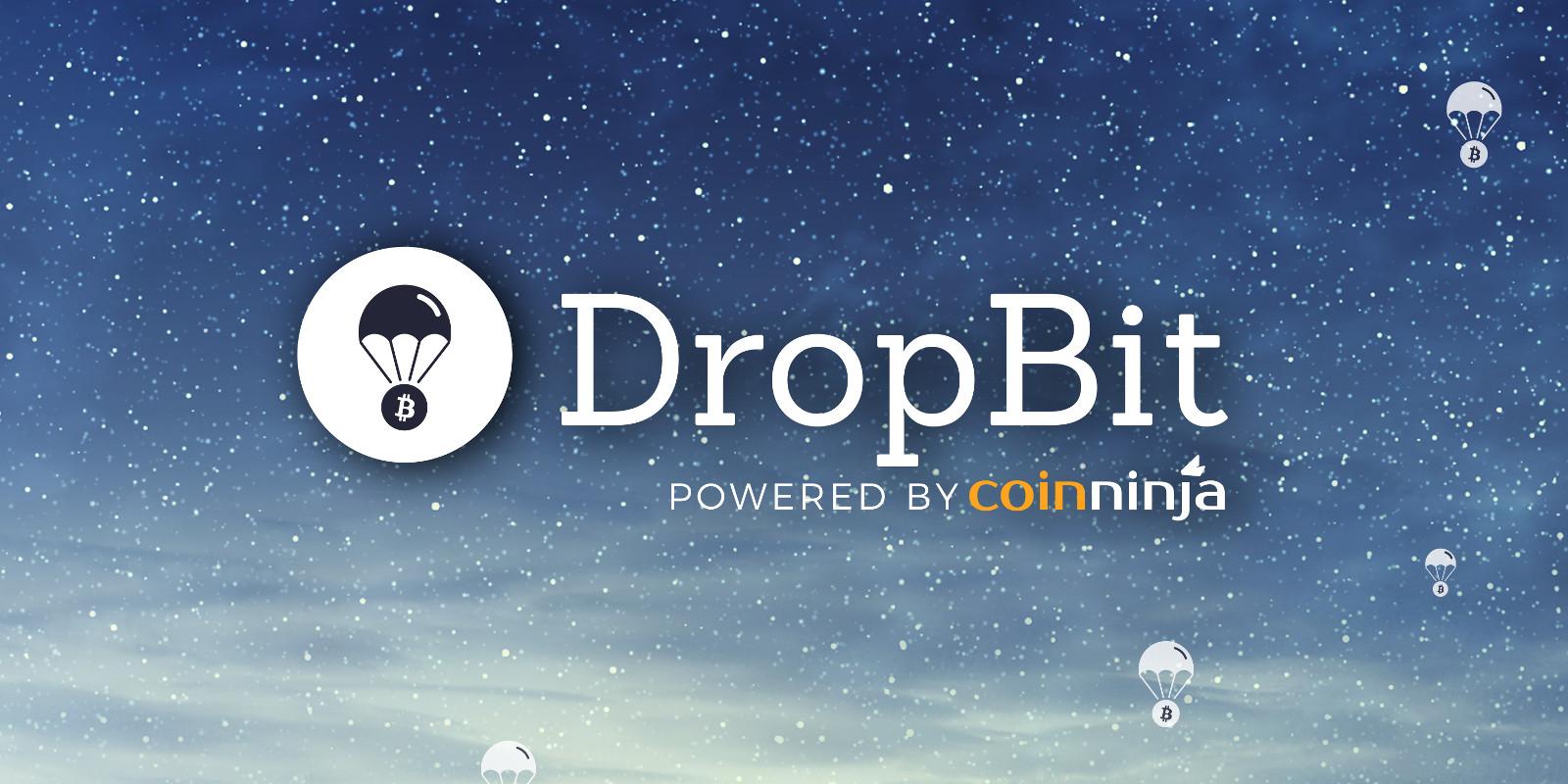 DropBit, un portefeuille Bitcoin pour débutants
