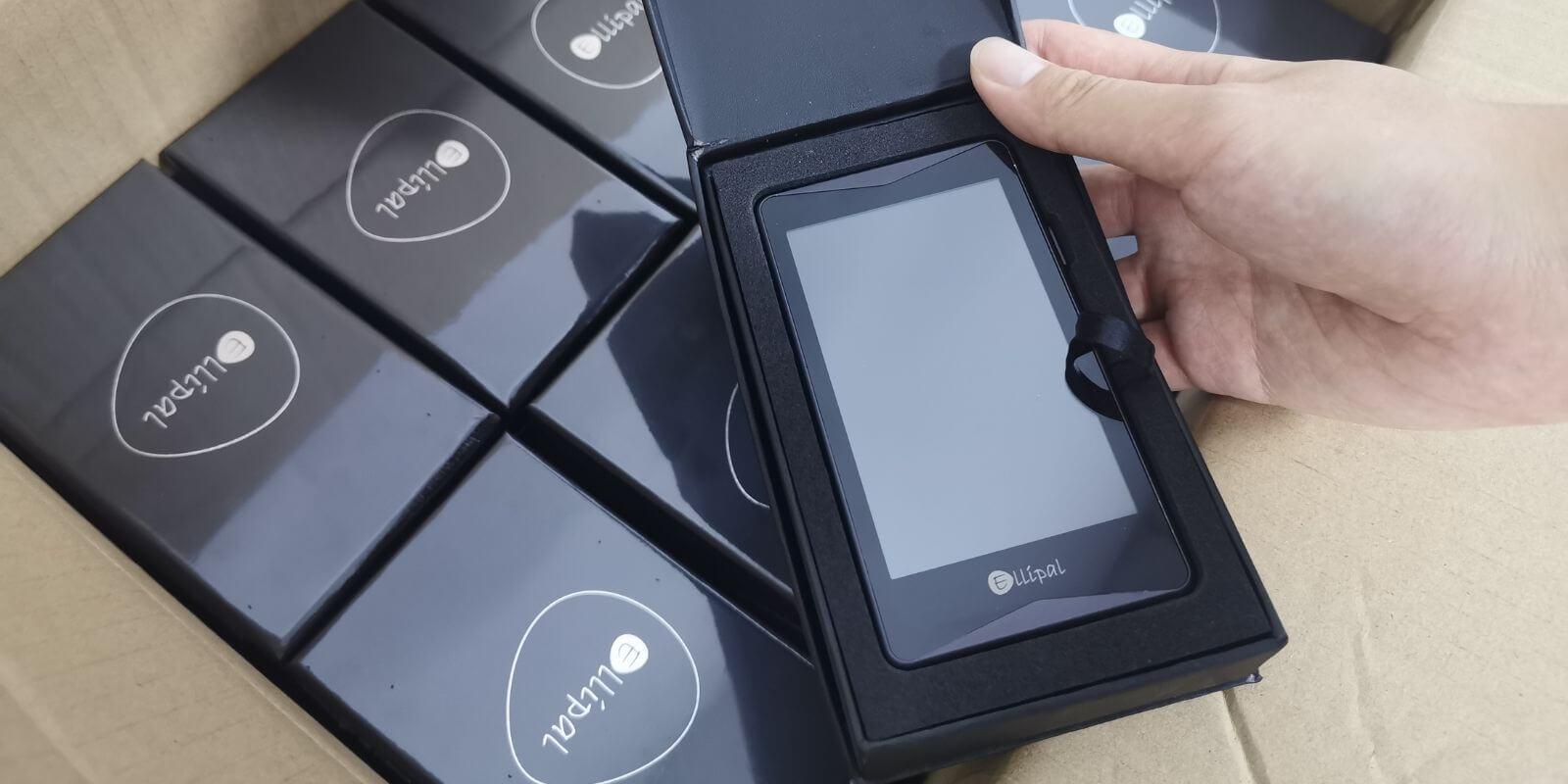 hardware wallet ellipal titan