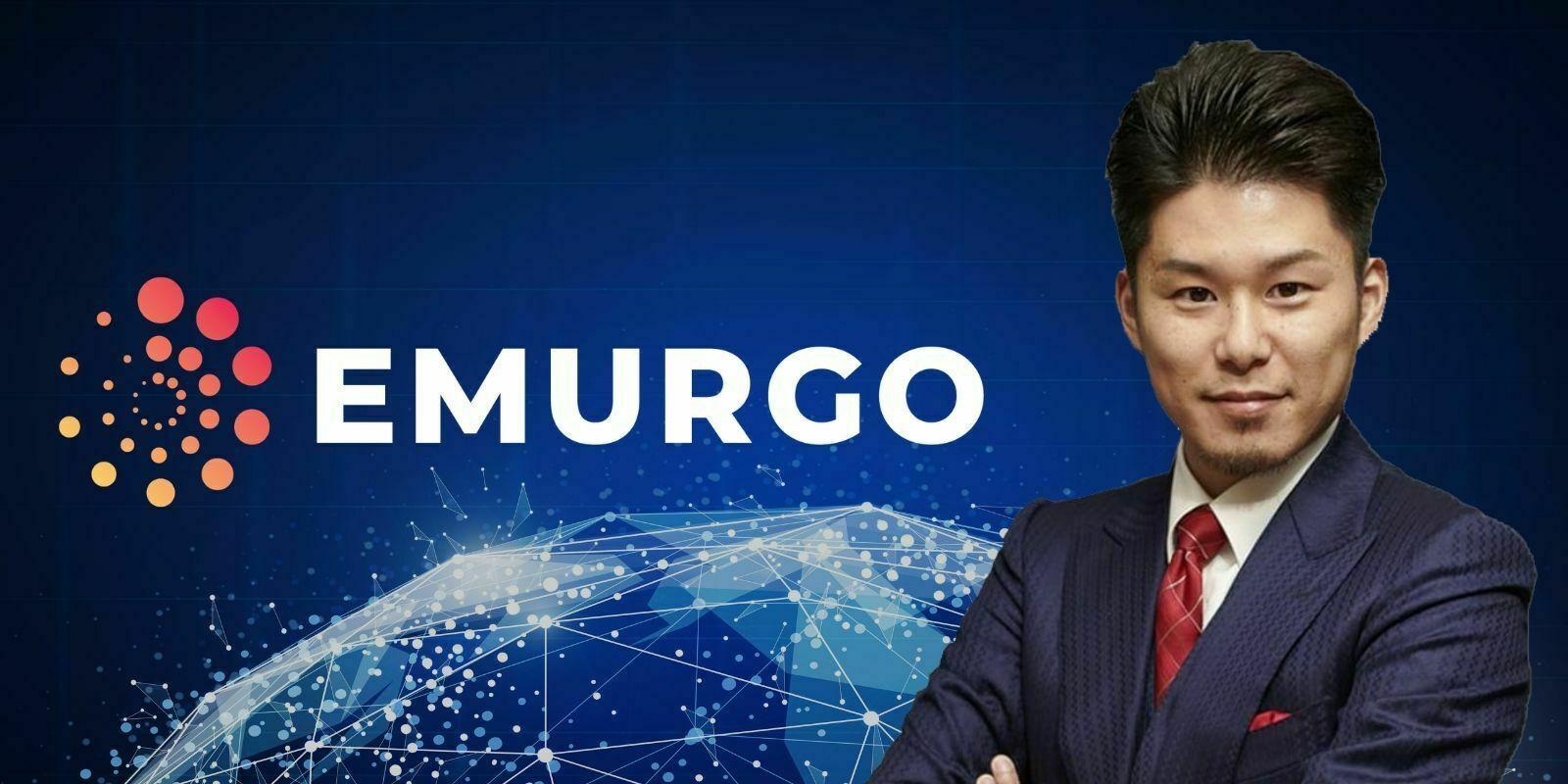 Interview exclusive avec Ken Kodama, CEO d'EMURGO, la branche commerciale du projet Cardano
