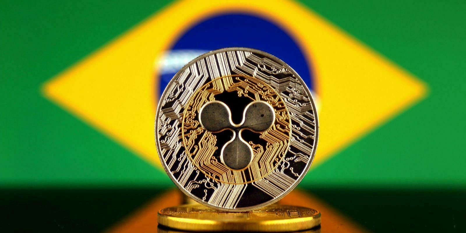 Ripple vise une expansion plus large du XRP au Brésil en 2020