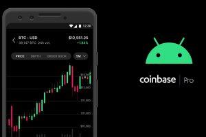 L'application mobile Coinbase Pro est désormais disponible sur Android