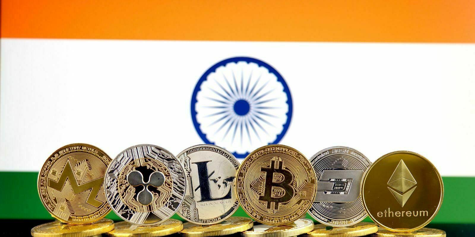 La banque centrale de l'Inde affirme que les cryptomonnaies ne sont pas interdites dans le pays